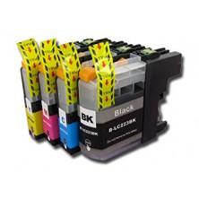 Brother LC-223XL multipack, CMYK (10 kusov) - kompatibilný