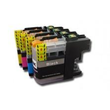 Brother LC-225XL, 227XL multipack, CMYK (10 kusov) - kompatibilný