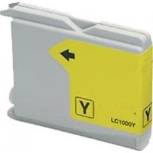 Brother LC-1000 yellow - kompatibilný