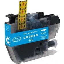 Brother LC-3619XL cyan - kompatibilný