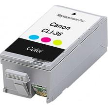 Canon CLI-36 color - kompatibilný