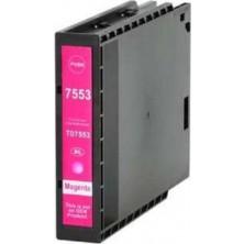 Epson T7553XL magenta - kompatibilný