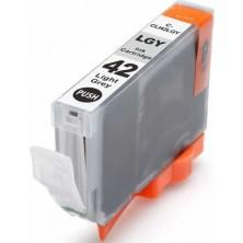 Canon CLI-42LG svetlá sivá  - kompatibilný