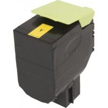 Lexmark 80C2SY0 (CX310, CX410, CX510) yellow - kompatibilný