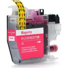 Brother LC-3219XL magenta - kompatibilný