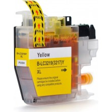 Brother LC-3219XL yellow - kompatibilný