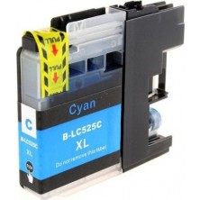 Brother LC-525XL cyan - kompatibilný