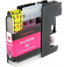 Brother LC-525XL magenta - kompatibilný