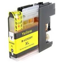 Brother LC-525XL yellow - kompatibilný