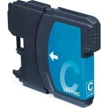 Brother LC-1100 cyan - kompatibilný