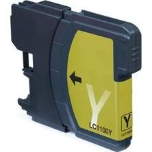 Brother LC-1100 yellow - kompatibilný