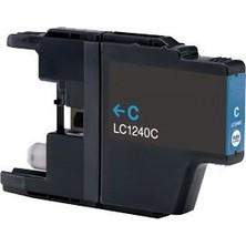 Brother LC-1240 cyan - kompatibilný