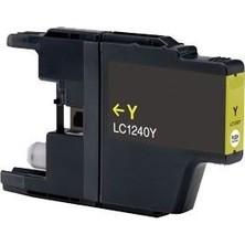 Brother LC-1240 yellow - kompatibilný