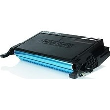 Samsung CLP-C660 (CLP-610, CLP-660) cyan - kompatibilný